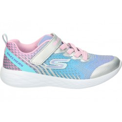 Skechers modelo 82080l-smlt color blue