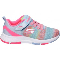Skechers multicolored 81401l-blmt girl