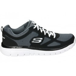 Skechers modelo 52635-bkw color black