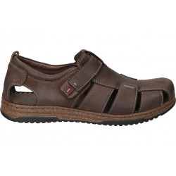 Walk & fly modelo 963-40760 color brown