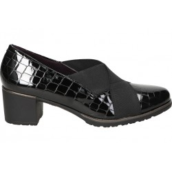 Pitillos negro 6330 shoes for women